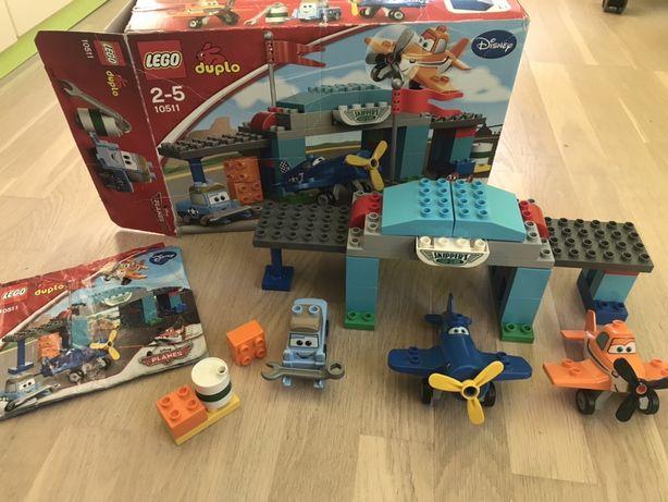 Lego duplo 10511 szkoła latania Skippera