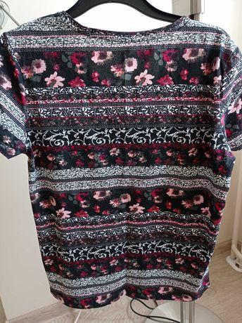 Świetna bawełniana bluzeczka Laura Toulli collection XL