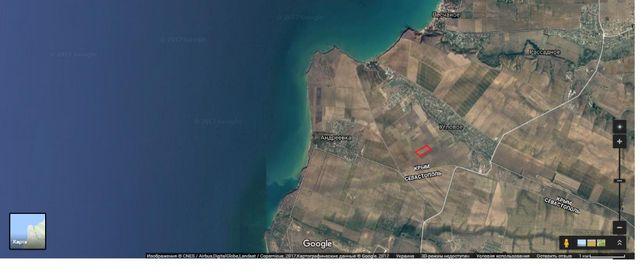 Продам земельный участок в Крыму у моря