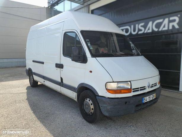 Renault MASTER 2.8TD 115CV L3H3 LONGA