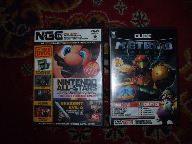 Płyty dvd Gamecube