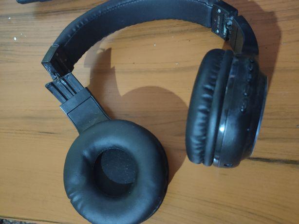 Беспроводные наушники SY-BT 1601 Black