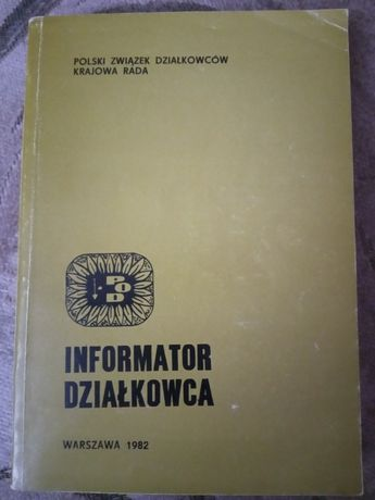 Informator działkowca 1982