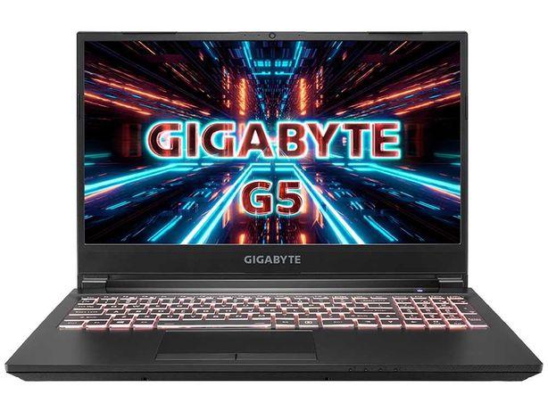 Игровой Ноутбук  Gigabyte G5 KC / i5-10500H / RTX 3060