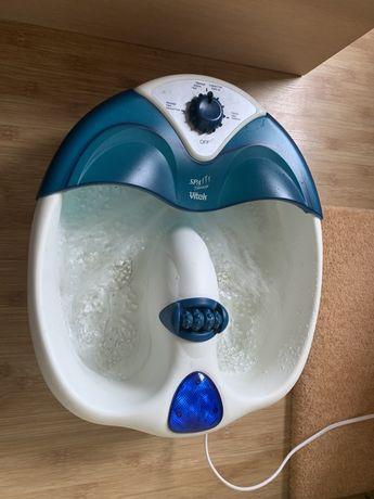 Педикюр ванна для ніг Vitek масажер