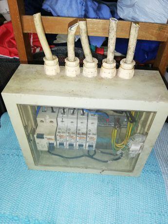 Eletricidade quadros