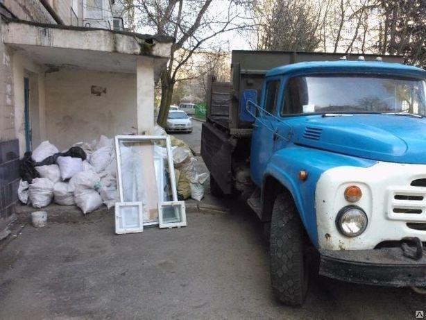 Вывоз мусора, старой мебели и прочего хлама грузчики сыпучие Все район