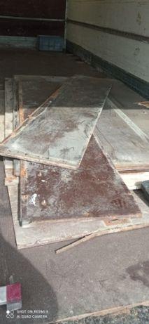 Plyta szalunkowa sklejka 2cm 4blaty i 2polowki