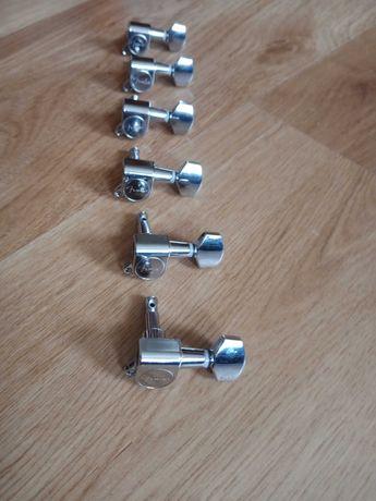 Klucze Fender NOWE do gitary elektrycznej  Fender komplet 6szt  6R