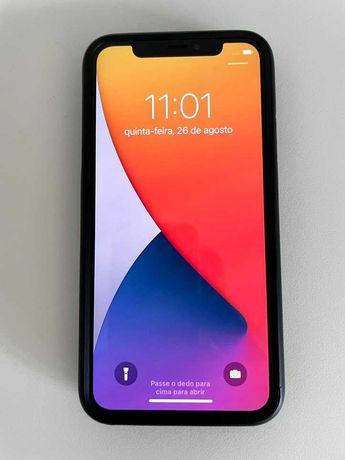Iphone X 64GB + Capa Quad Lock