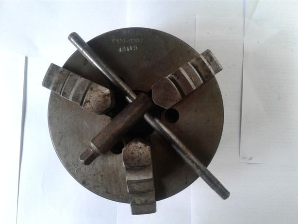 Патрон токарный 3-х кулачковый ф200мм 7100-0007