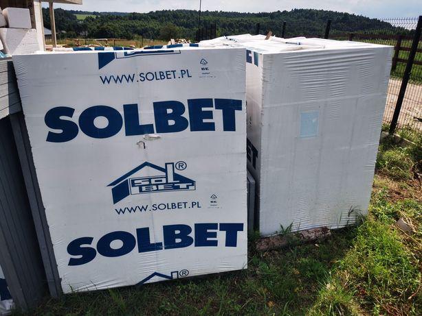 Sprzedam bloczki beton komórkowy SOLBET suporex 12x24x59