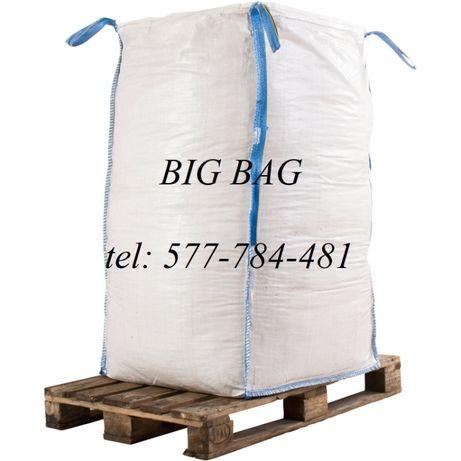 Big Bag na nawozy paszę pszenice 90/90/110cm Hurtowe Ilości!