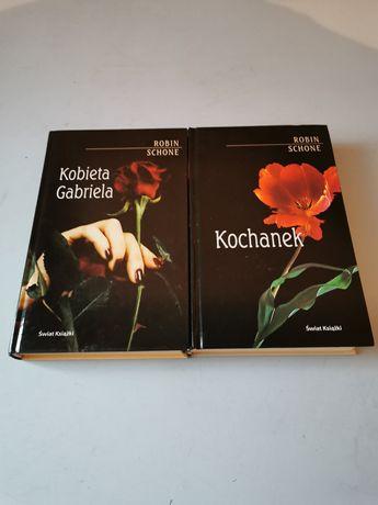 Kobieta Gabriela I Kochanek książki Robin Schone