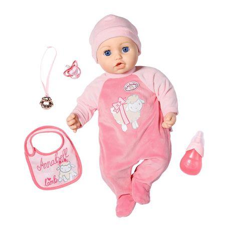 Интерактивная кукла Baby Annabell Моя принцесса Zapf 794999