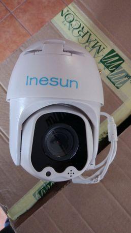 Kamera Zewnętrzna Obrotowa IP WIFI, FULL HD, ZOOM, noktowizor