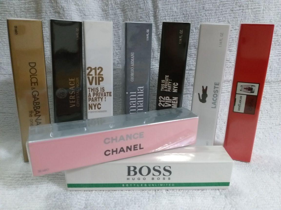 Perfumy 33 ml duży wybór najwyższa jakość na rynku