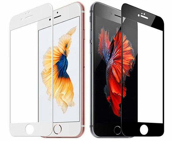 SZKŁO HARTOWANE (pełny ekran) - iPhone 7/8/X/XR/11