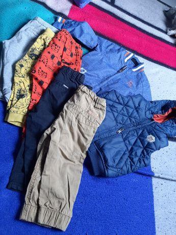 Ciuszki dla chłopca Zara, Reserved, Takko 74-80-86