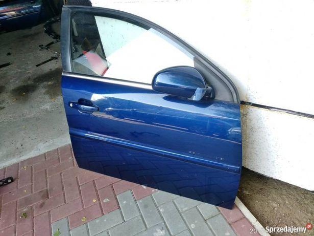 Drzwi signum niebieski metalik