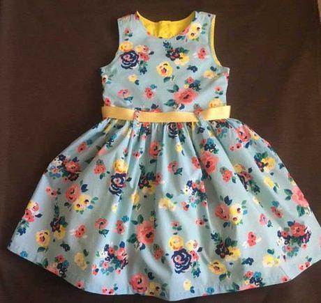 Нарядное летнее платье  LC Waikiki