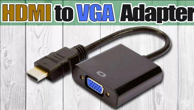 Переходник HDMI to VGA В НАЛИЧИИ!!