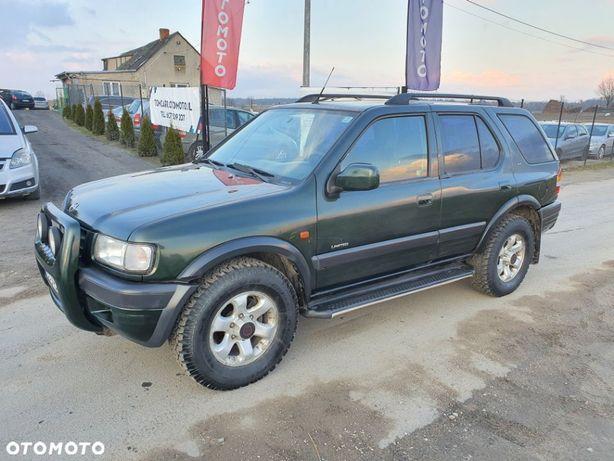 Opel Frontera LONG ** 3.2 Benzyna + LPG ** 100 AUT w OFERCIE ** ZAMIANA **