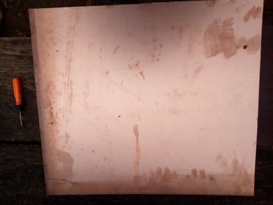 Стеклотекстолит фольгированный односторонний 1.5мм Ромны - изображение 1
