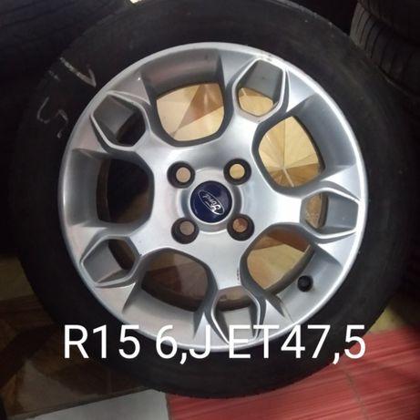Диски Ford 4x108/R15/6J/ET47.5