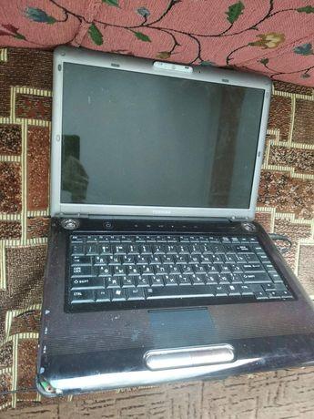 Ноутбук для работы + зарядное