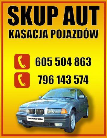 Skup Aut/Kasacja Pojazdów Szczecinek, Wałcz, Złocieniec, Piła Koszalin