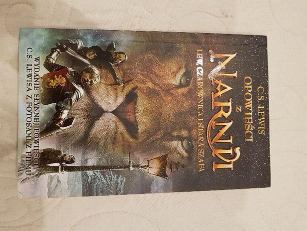 C.S. Lewis Opowieści z Narnii lew, czarownica i stara szafa