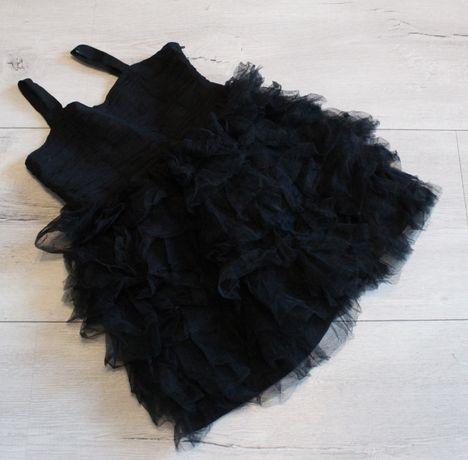 H&M sukienka tiulowa 140
