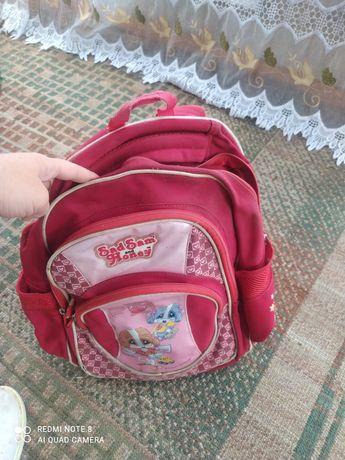 Детский рюкзачок в отличном состоянии.