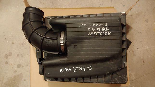 Obudowa filtra powietrza Opel Astra g II 1.7 TD, 1.6 16v, 1.4.