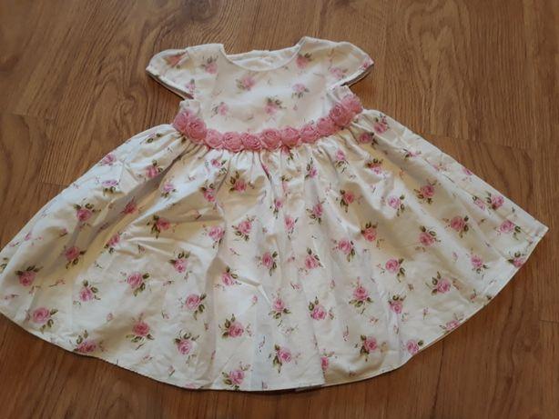 Elegancka sukienka + rajstopki