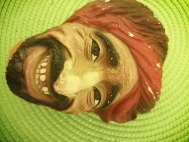 Gipsowe Maski PRL