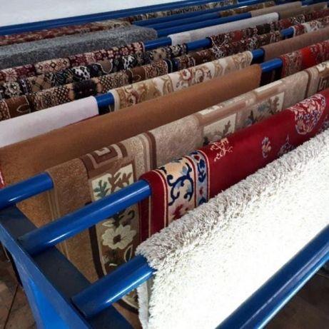 Стирка ковров круглый год