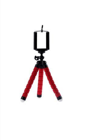Трипод, мини штатив, тринога для телефона - камеры, монопод.