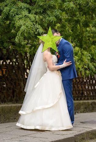 Весільна сукня плаття платя