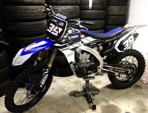 Yamaha YZ 450F !*WTRYSK*! Części