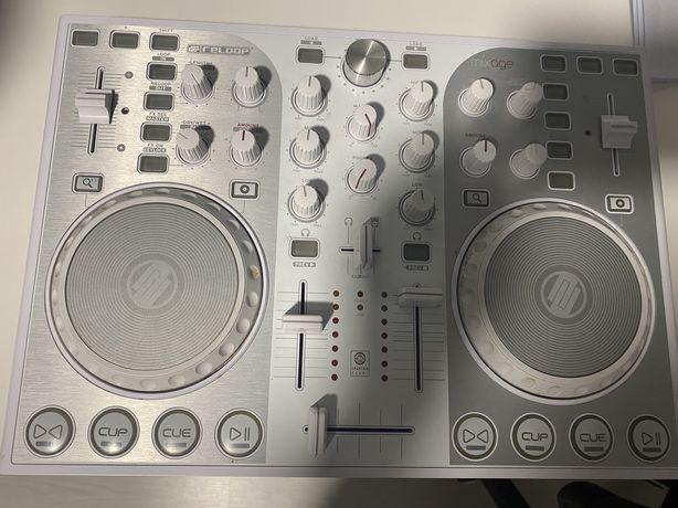 Kontroler midi reloop mixage ltd