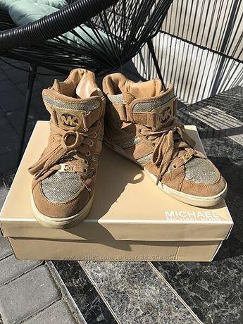 Кросівки М. Корс замшеві