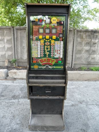 Игровой автомат Multi Baby, Oper Coin, S.A., 1991 года