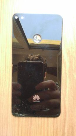 Huawei P8 Lite 2017 preto capa traseira
