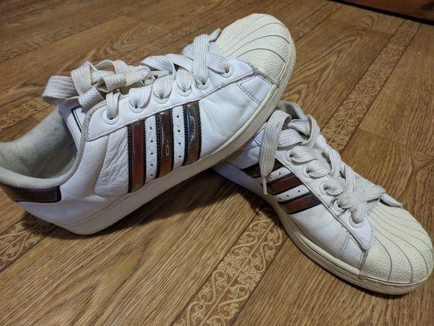 Adidas Superstar кросовки, размер 43