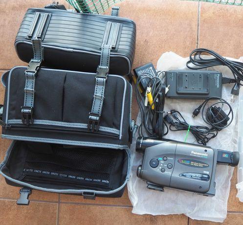 Kamera Panasonic vhs