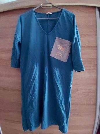 Sukienka tunika r.L/XL