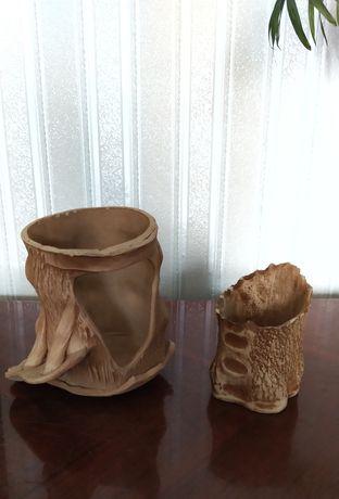 Декор, коряги керамические для аквариума