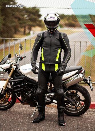 Kombinezon skórzany motocyklowy OZONE VOLT (tschul shima rst 4sr)